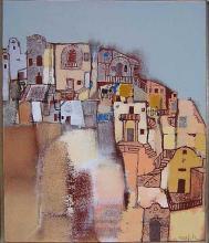 Mistic City, 46х38