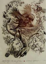 <p>Robert Baramov, <em>Tree of Love</em>, 33х26</p>