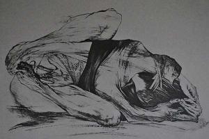 <p>Dimitar Kelbechev, <em>Intimately</em>, 50х66</p>