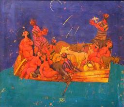 """""""Ной"""", 60х70"""