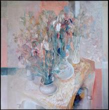 <p>Irises, 70х70</p>