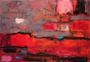 <p>Kiril Haralampiev, <em>Landscape</em>, 34х48</p>