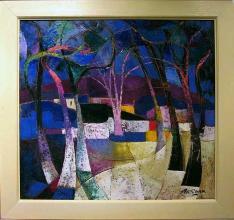 <p>Arshak Nersessyan, <em>Landscape</em>, 60х65</p>