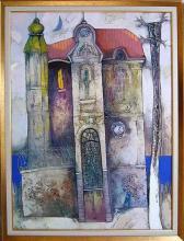 <p>Krastyo Todorov-Keca, <em>Landscape</em>, 80х60</p>