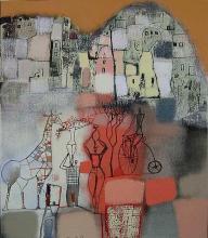 <p>Nedko Itinov, <em>Dream,</em> 46х38</p>
