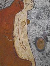 <p>Penka Ilieva Choria, <em>Composition 1</em>, 41х33</p>