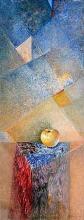 """""""Геометрия на светлината"""", 83х31"""