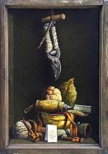 Tools, 51х31, oil on canvas