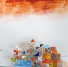 Iliya Zhelev, <em>The Lagoon City</em>, 50х50