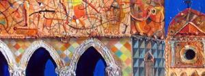 <p>Vladimir Chukich, <em>Venetian mosaic 3</em>, 25x65</p>