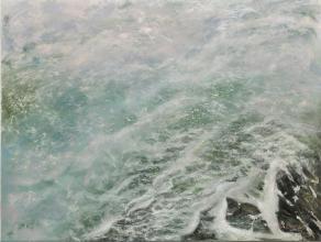 Морска магия, 45х60, м.б./платно