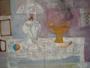 Zdravka Vasileva, <em>Morning</em>, 50х60, oil on canvas