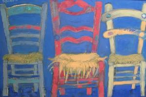 Chairs, 40х60