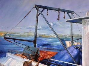 No name, 60х80, oil on canvas