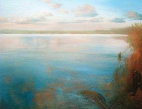 Landscape, 60х80, oil on canvas