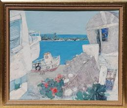 Sozopol, 50х60, oil on canvas