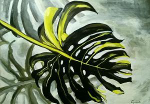 50х70, oil on canvas