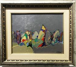 Vasil Stoev - Landscape - 27х35