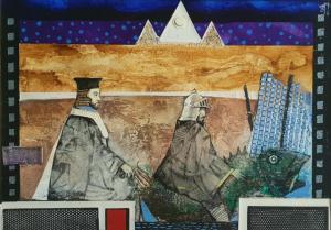 "Zdravko Palazov - ""Morning"" I /26х35/ oil paints on canvas"