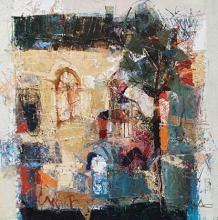 Stanimir Videv<br />50x50/oil paints on canvas