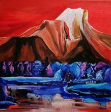 50х50 -oil paints on canvas