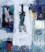 <p>Nightbathing, 61х50, oil on canvas</p>