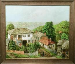 Yavorovo / 50х60 / oil paints on canvas