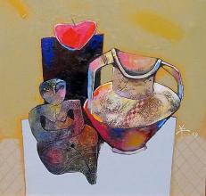 Still life, 50х50, oil on canvas