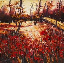 70х70, oil on canvas