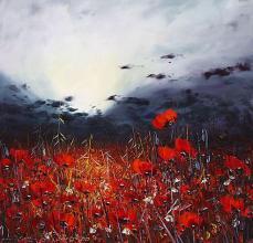 50х50, oil on canvas