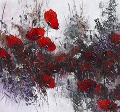 40х40, oil on canvas