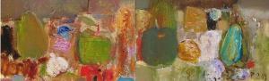 Still life, 23х65, oil on canvas