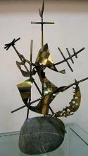 Tailwind, stone/bronze