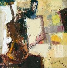 Interlude, 40х40, oil on canvas