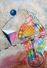 Krastyo Todorov-Keca, <em>Watercolor</em>, 34х24