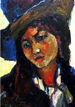 Autoportrait, 70х50
