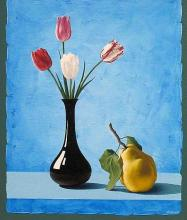 Still life with quinces, 46х38, oil on canvas