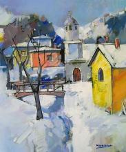 Winter, 50х40