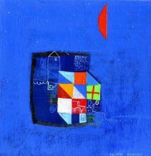 <em>Under red Moon</em>, Iliya Zhelev