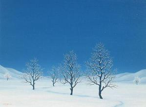<em>Winter</em>, Ivan Hristov-Groga