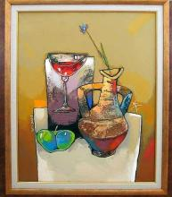 Still Life 2, 54х45, oil on canvas