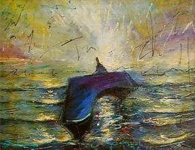 Zhivko Mutafchiev, <em>Morning Sonata,</em> 40х50